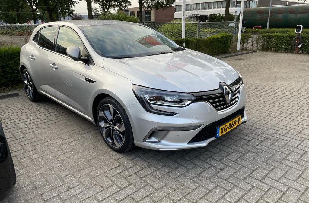 Renault Mégane 2018 (alle opties)